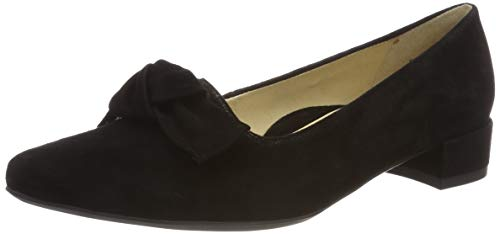 ARA Damen Paris 1233072 Pumps, Schwarz 01, 39 EU