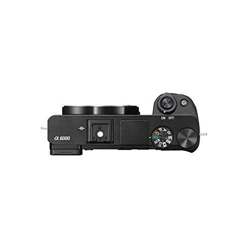 SONY ALPHA 6000 NOIR + 16-50 + SD 4 Go + Sac