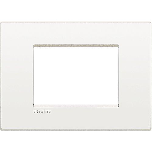 Bticino LNC4803BN Placca Air, Bianco