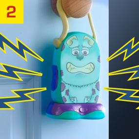 Go Glow Hero function #2 room guard