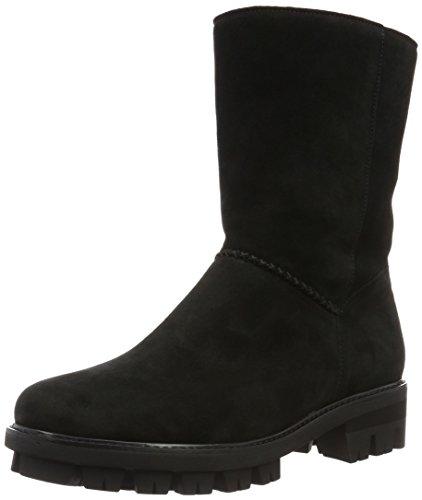 Gabor Shoes Jollys, Stivali a Gamba Larga Donna Nero (Schwarz 97)