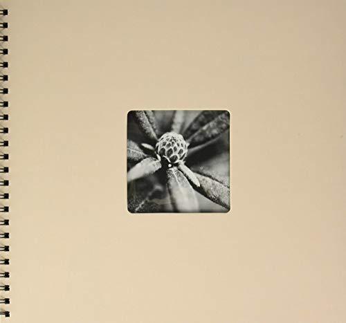 Hama Fine Art - Álbum de fotos, 50 páginas negras (25 hojas), álbum con...