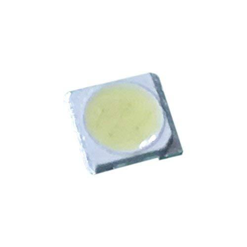 Especial Para Lg Led Tv Reparar 100Pzs 3535 6V Smd Perlas de La Lampara Luz Blanca Fria