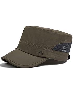 Cappello da sole Moda Uomo rapido asciugatura cappello estivo cappello pieghevole estivo cappello estivo cappello...