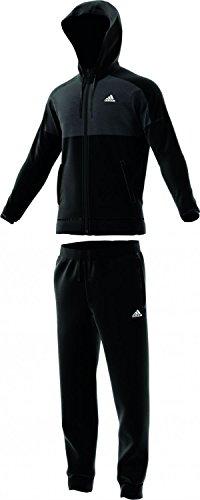 adidas Mts Gametime Chándal, Hombre, Negro (Fl Carbon Mel), 180