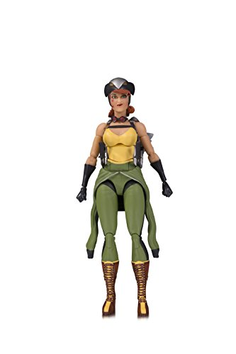 DC Designer Series: Ant Lucia Bombshells Hawkgirl Action Figure