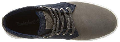 Timberland Groveton Ltt, Herren Hohe Sneakers Grau (Grey)