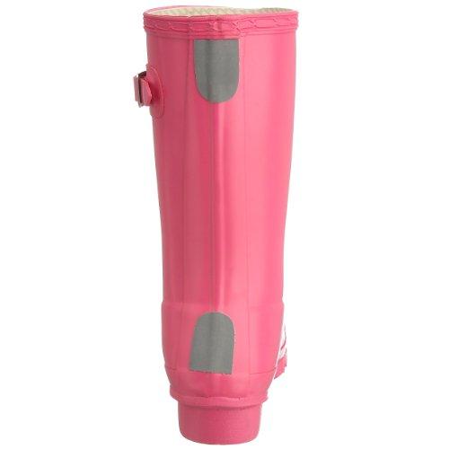 Hunters Original W23500 Unisex-Kinder Gummistiefel Pink (Fuchsia)