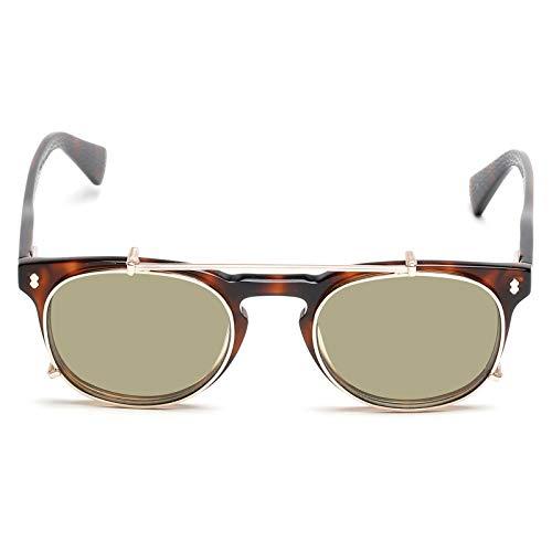 Harley Davidson Brille/Sonnenbrille HD1006 52Q Moderne Brillenfassung inkl. Sonnenclip