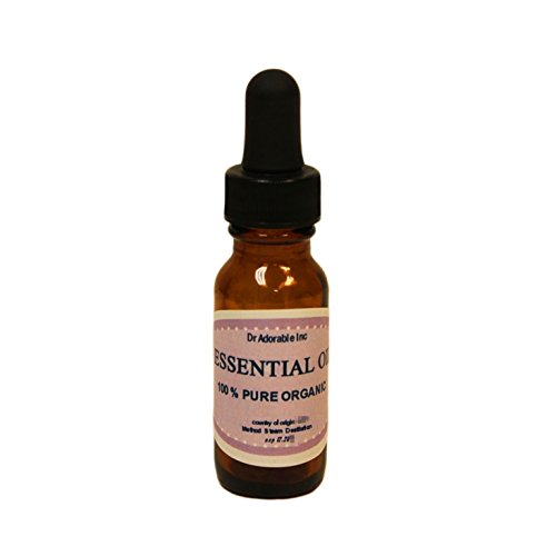 Amyris Essential Oil 100% Pure 0.6 Oz/18 Ml with Glass Dropper