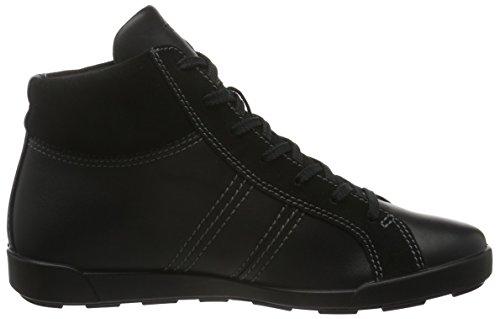 Ecco ECCO CRISP II, Baskets à lacets femme Noir (Black 51052)
