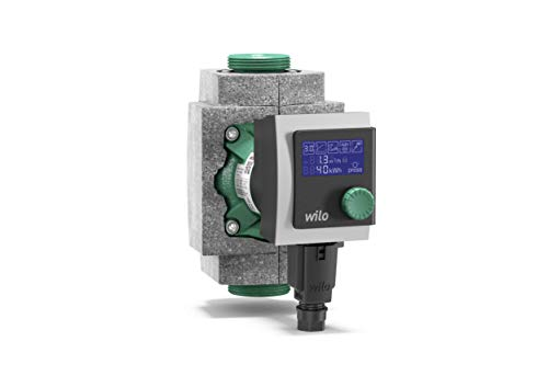 Wilo-Stratos PICO plus 25/1-6, Hocheffiziente Heizungspumpe, Nassläufer-Umwälzpumpe, Baulänge 180mm