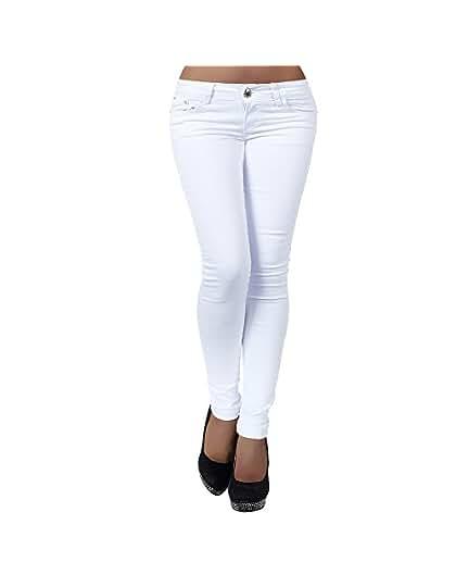 Suchergebnis auf für: weiße jeans damen Diva Jeans
