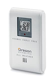 Oregon Scientific RTGR328 - Sensor de Temperatura y Humedad (B000XI7N54) | Amazon price tracker / tracking, Amazon price history charts, Amazon price watches, Amazon price drop alerts