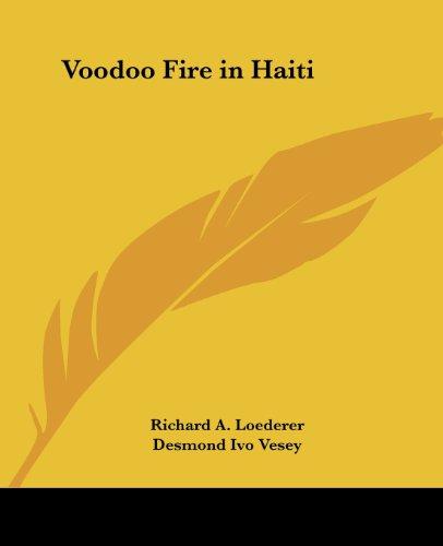 Voodoo Fire in Haiti