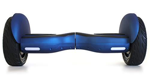 ACBK Hoverboard HORSE10BT 500W 15KM 15KM/H Azul 13,5KG 120KG BT Funda