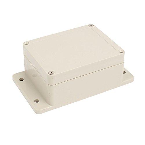 sourcing map 155mm x 90mm x 55mm Housse en Plastique ABC Junction Boîte boîtier électrique