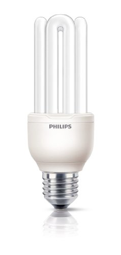 Philips 83620200 GENIE ES DIMM.18W 827 E27 dimmbare Energiesparlampe