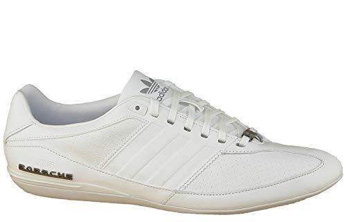 Q23135|Adidas Porsche Typ 64 White|46 2/3 UK 11,5 - Schuhe Männer Porsche