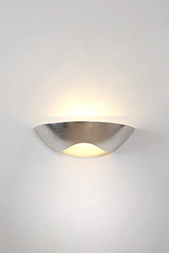 Los holandeses lámpara de Matteo Curve de hojas de papel de plata hecha a mano, de algodón de calidad fabricado en Alemania de Manufactura de
