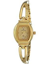Maxima Analog Gold Dial Women's Watch - 07198BMLY