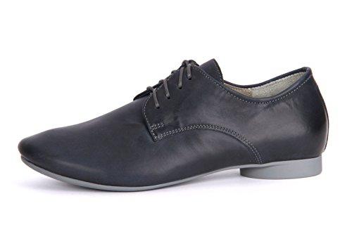 Think Guad 84290-82 donna semi scarpe, in media Blu (Blau (Ocean combi))