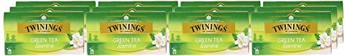 Twinings Grüner Jasmin Tee, 12er Pack (12 x 45 g)