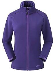Eono Essentials Women's Mid-Weight Softshell Jacket