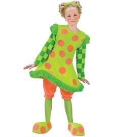 Lolli The Clown Costume - Clown Lolli Kostüm