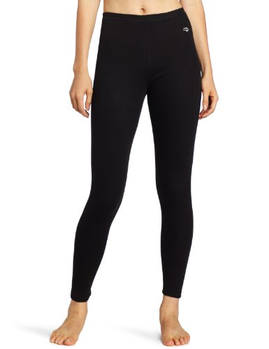 Duofold By Champion Thermals Women'S Base-Layer Underwear Thermals Black L