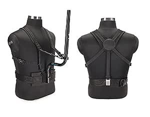 CAMTREE Flycam Comfortable Body Pod Vest Support For Flycam 5000, 3000, Nano & Dslr Nano Handheld Camera Steadycam Stabilizers (Flcm-Bp)