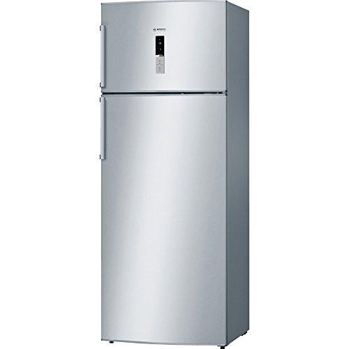 Bosch 454 L 2 Star Frost-free Refrigerator (kdn53xi30i, Chrome Inox Metallic)