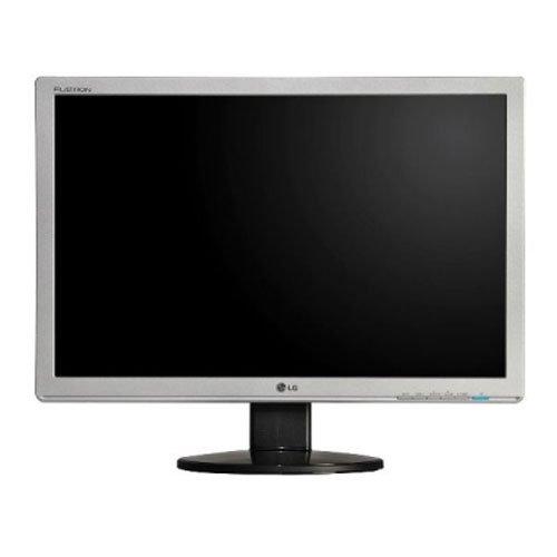 LG W2242T-DF 55,9 cm (22 Zoll) TFT Monitor silber (DVI, VGA, 5ms Reaktionszeit)