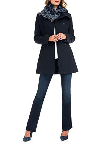 Salsa - Jean Push In Secret bootcut - Femme Bleu
