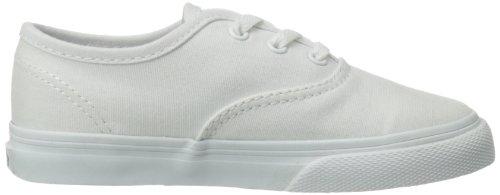Vans T Authentic Blk Sneaker, Unisex Bambino Bianco (blanc)