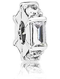 Pandora Espaciadores de abalorios Mujer plata - 797529CZ