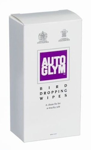 auto-glym-bird-dropping-wipes