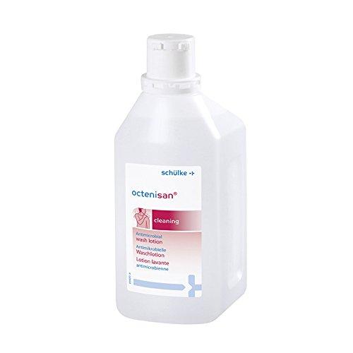 octenisan® Waschlotion, milde Reinigung Lotion, ph-neutral, Haut/Haare, 1.000 ml