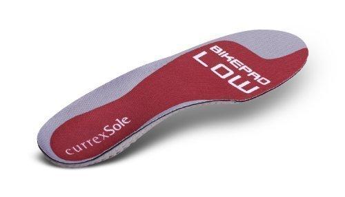 currexSole EDGEPRO - Suelas para zapatillas de deporte rojo rojo Talla:UE 44 - 46 Kjf82jU0G9