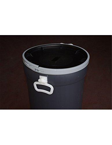 Jardin202 - Bidon de plastico con Boca Ancha de 50 litros