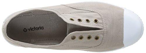 victoria - Inglesa Elastico Tenido Punt, Sneakers da donna Beige(Beige (Stone))