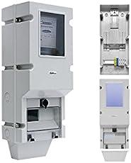 Zählergehäuse OZP/Z mit Schloß IP65 Zählertafel Zählerbrett Neu