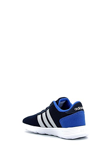 adidas Lite Racer Inf, Scarpe da Ginnastica Unisex-Bambini Blu (Maruni/Plamat/Azul)