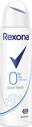 Rexona Deospray Pure Fresh ohne Aluminium, 6er Pack (6 x 150 ml)