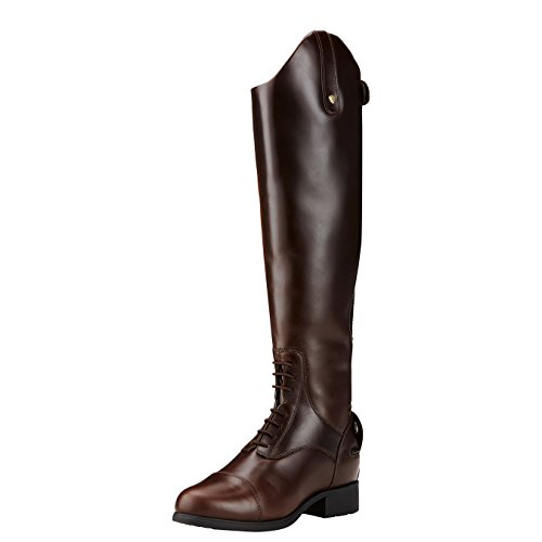 ARIAT Damen Winterreitstiefel BROMONT PRO TALL H2O insulated waxed chocolate