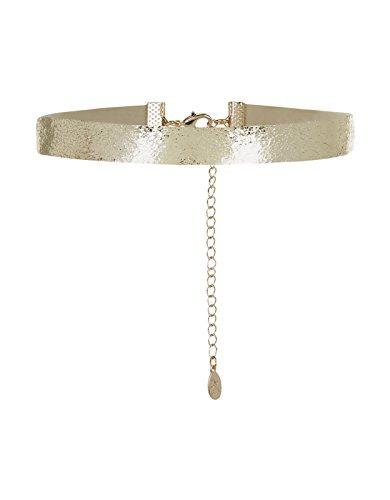 accessorize-collier-ras-du-cou-metallise-effet-craquele-de-taille-moyenne-femme-taille-unique