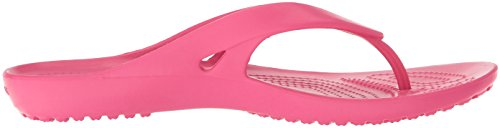 Crocs Kadee II Flip Women, Tongs Femme Rose (Paradise Pink)