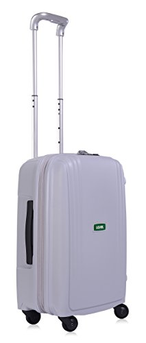 lojel-streamline-polypropylene-small-upright-spinner-luggage-grey-one-size