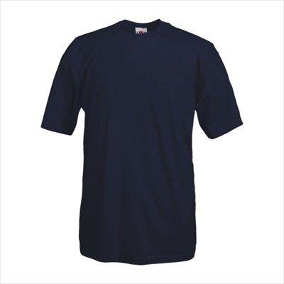 Fruit of the Loom - Heavy T-Shirt 'Super Premium T' XL,deep navy XL,Deep Navy