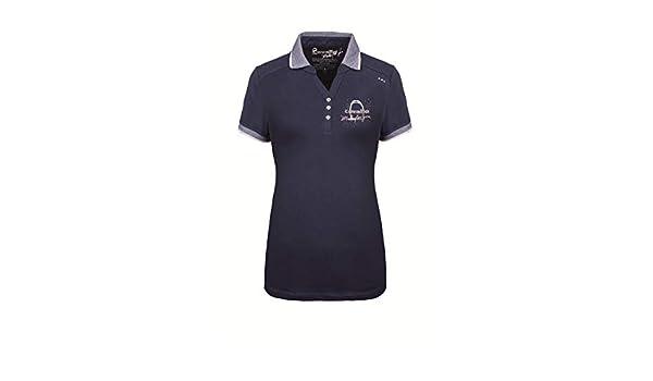 Gr/ö/ße 38 Cavallo Naomi Damen-Poloshirt